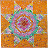 Starburst Quilt Fabric Pack