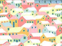 Pastel Shanty Town