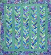 Blooming Braid Quilt Fabric Pack
