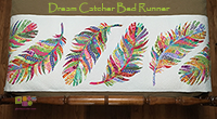 Dream Catcher Bed Runner Kit