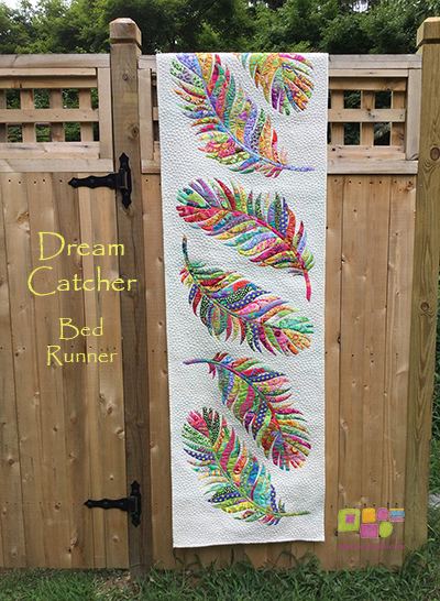 Dream Catcher Bed Runner Pattern