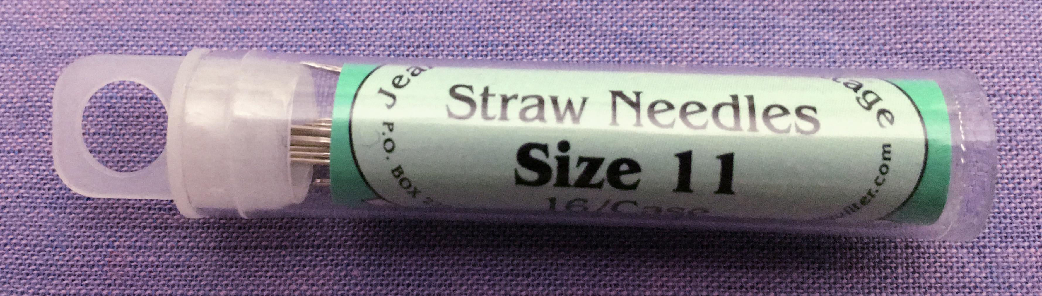 #11 Straw Applique Needles