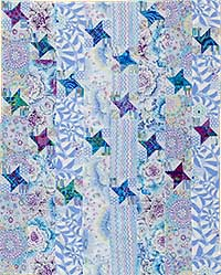 Falling Stars Quilt Fabric Pack