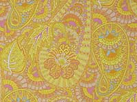 Yellow Belle Epoch Laminated Fabric