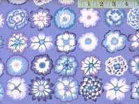 Blue ButtonFlowers