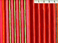 Red Regimental Stripe