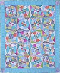 Cool Wheels Quilt Fabric Pack