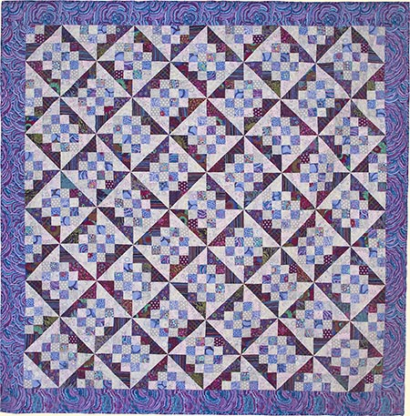 Hourglass Quilt Fabric Pack