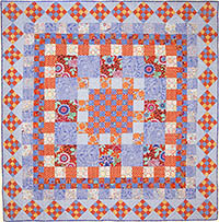 Square Dance Quilt Fabric Pack