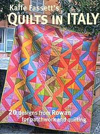 Quilts in Italy Cover