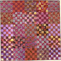 Rusty Squares Quilt Fabric Pack