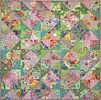 Tussie Mussie Quilt Fabric Pack