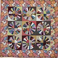 Wagon Wheels Quilt Fabric Pack