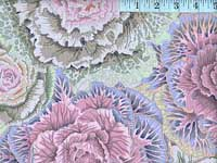 Grey Brassica Home Dec. Fabric