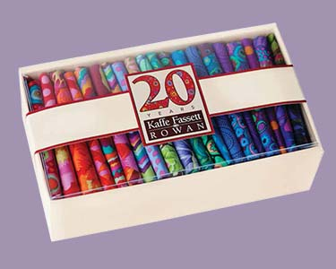 20th Anniversary Fat Quarter Box