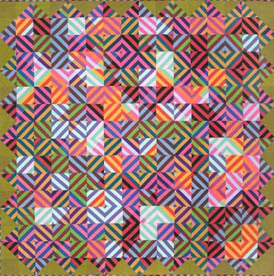 Crazy Cutting Corners Quilt Fabric Pack