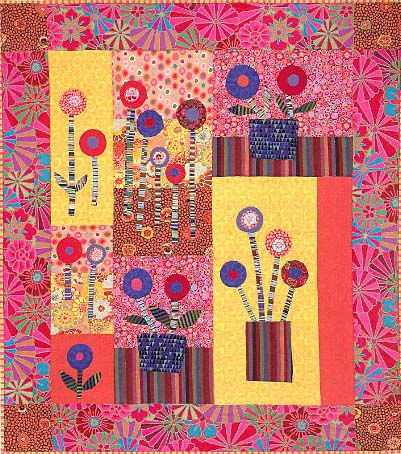 Summer Chelsea Quilt Fabric Pack