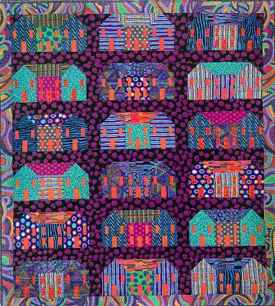 Twilight Two Up Two Down Quilt Fabric Pack