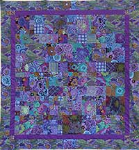 Midnight in the Forest Quilt Fabric Pack