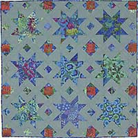 Fountain Quilt Fabric Pack