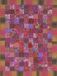 Rouge Quilt Fabric Pack
