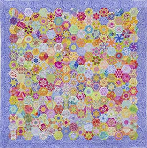 Glorious Hexagons by Liza Prior Lucy