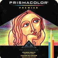 Prismacolor 48 Pencil Set