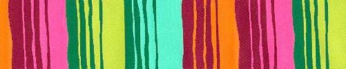 Green/Orange Phase Stripe (wide)