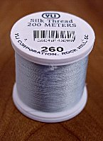 Pale Sky Blue Silk Appliqu� Thread (#260)