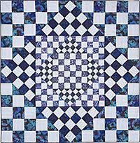 Game Board Quilt Fabric Pack