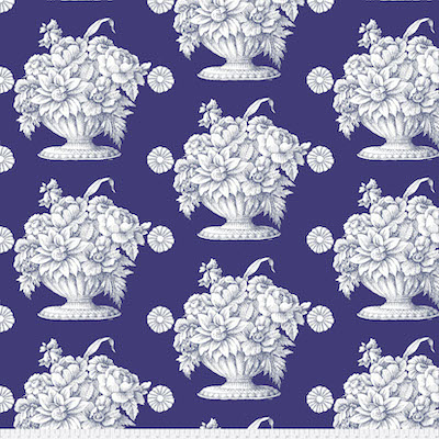 Royal Stone Flower Backing Fabric (3.25 yd)