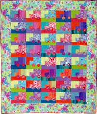 Traffic Jam Quilt Fabric Pack