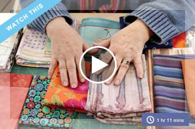Quilting Fundamentals: Patchwork