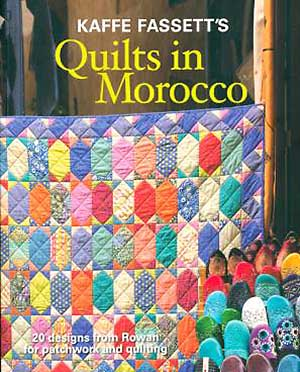 Quilts in Morocco