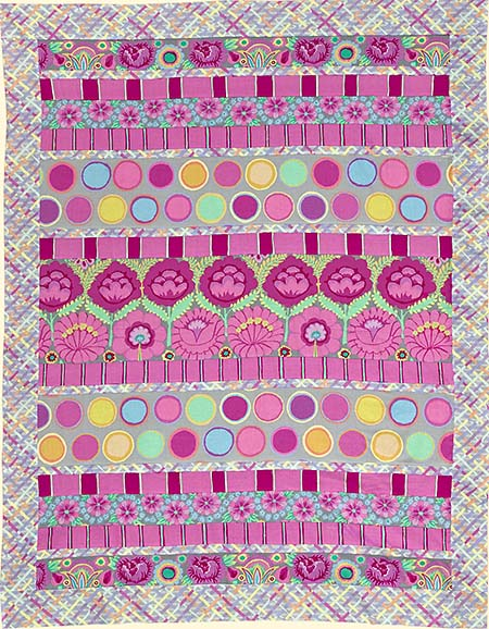 Sweet Baby Jane Quilt Fabric Pack