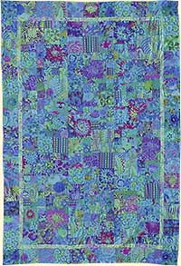 SSSQ Pacific PotPourri Quilt Fabric Pack