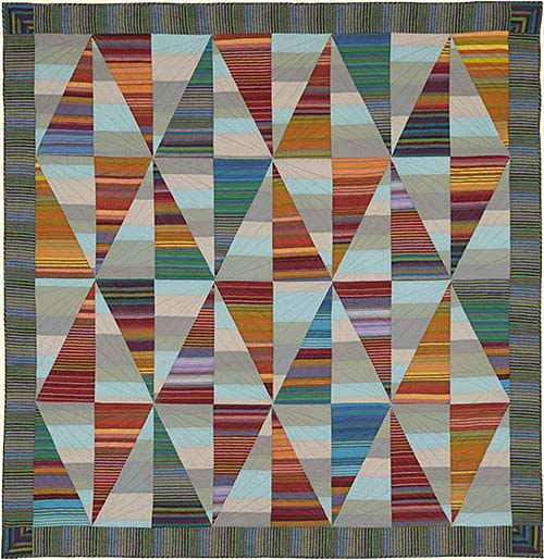 Long Diamonds Quilt Fabric Pack