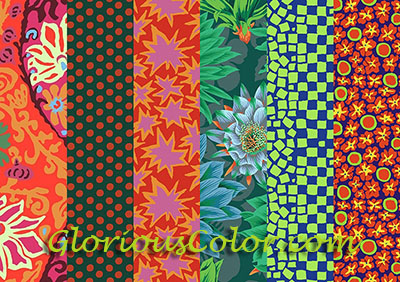 Sienna Half Yard Assortment