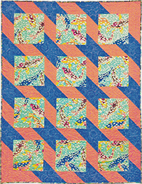 Asagi Quilt Fabric Pack