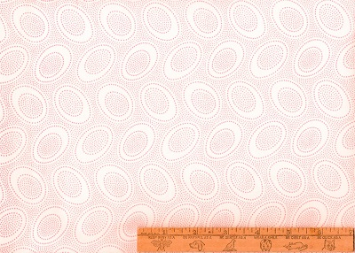 Blush Aboriginal Dot