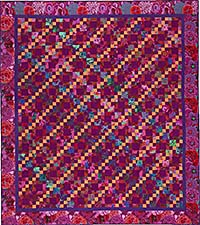 Diagonal Pathways Quilt Fabric Pack