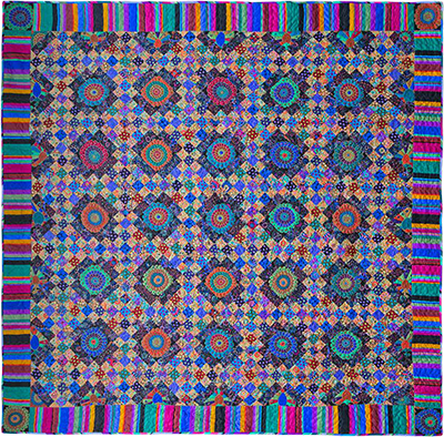 Turkish Coffee Quilt Fabric Pack