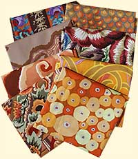 Embers Half Yard Vintage Fabric Bundle