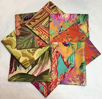 Citrus Reg. Qtr. Yard Vintage Fabric Bundle