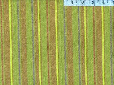 Alternating Grass Woven Stripes