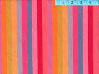 Broad Watermelon Woven Stripes