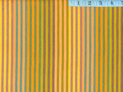 Caterpillar Sunshine Woven Stripes