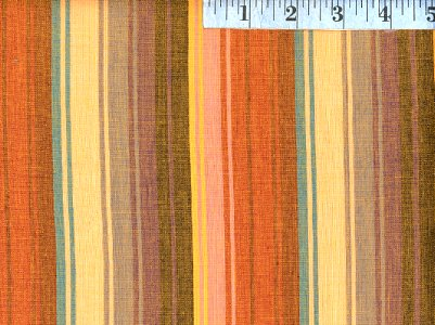 Exotic Dusk Woven Stripes