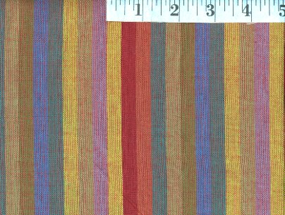 Narrow Earth Woven Stripes