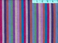 Narrow Heliotrope Woven Stripes